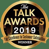 The Talk Awards seal